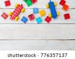 games with children's... | Shutterstock . vector #776357137