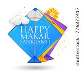 illustration of happy makar... | Shutterstock .eps vector #776377417