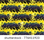 original graffiti youth... | Shutterstock .eps vector #776411923