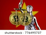 symbol of law and justice ... | Shutterstock . vector #776495737