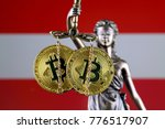 symbol of law and justice ... | Shutterstock . vector #776517907