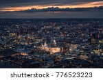 View Of St Paul's Cathedral An...