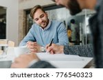 checking human resource... | Shutterstock . vector #776540323
