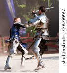Atlanta   May 21  Knights Duel...