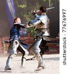 Atlanta   May 21  Knights Duel...