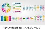 modern vector illustration 3d....   Shutterstock .eps vector #776807473