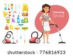 vector cartoon style...   Shutterstock .eps vector #776816923