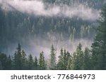 western carpathian mountain... | Shutterstock . vector #776844973