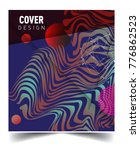 abstract geometric pattern...   Shutterstock .eps vector #776862523