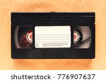 used vhs  video home system ... | Shutterstock . vector #776907637