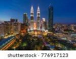 kuala lumpur  malaysia  ... | Shutterstock . vector #776917123