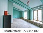 modern apartment interior in...   Shutterstock . vector #777114187