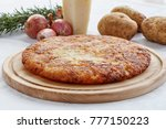 frico di patate  i.e. the most...   Shutterstock . vector #777150223