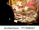 Gingerbread And Sweets Booth A...