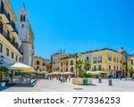 bari  italy  june 20  2014 ... | Shutterstock . vector #777336253