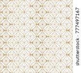 japanese pattern seamless... | Shutterstock .eps vector #777497167