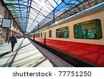 railway station in helsinki...