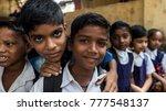mumbai  india november 6  2017  ...   Shutterstock . vector #777548137