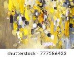 abstract... | Shutterstock . vector #777586423