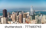 san francisco skyline as seen... | Shutterstock . vector #777683743