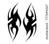 tattoo art designs. ideas of... | Shutterstock .eps vector #777694267