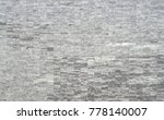 linear rectangle white and grey ... | Shutterstock . vector #778140007