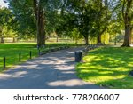 boston usa public garden ... | Shutterstock . vector #778206007