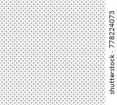 seamless pattern of dots.... | Shutterstock .eps vector #778224073