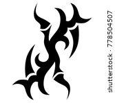 tattoo art designs. ideas of... | Shutterstock .eps vector #778504507