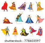 vector illustrations in flat...   Shutterstock .eps vector #778603597