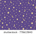 holiday background  seamless... | Shutterstock . vector #778615843