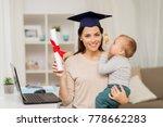 education  graduation and... | Shutterstock . vector #778662283