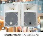 construction work of high rise... | Shutterstock . vector #778818373