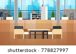 empty coworking space interior... | Shutterstock .eps vector #778827997