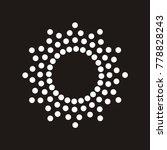 abstract sun  abstract  o ... | Shutterstock .eps vector #778828243