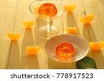 Mandarin Jelly. Orange Jelly I...