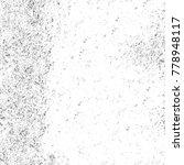 grunge black and white pattern. ... | Shutterstock . vector #778948117
