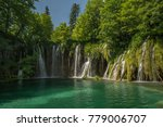 plitvice lakes  croatia | Shutterstock . vector #779006707
