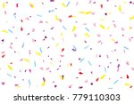 festival seamless pattern with... | Shutterstock .eps vector #779110303
