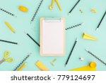 creative  fashionable ... | Shutterstock . vector #779124697