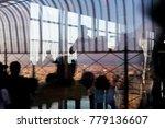 new york  usa   sep 17  2017 ... | Shutterstock . vector #779136607