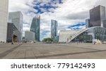 skyscrapers of defense modern... | Shutterstock . vector #779142493