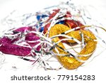 new year's toy. a photo of a... | Shutterstock . vector #779154283