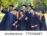 education  graduation ... | Shutterstock . vector #779236687