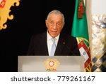 lisbon  portugal   dec. 18 ... | Shutterstock . vector #779261167