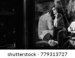 portrait beautiful couple in...   Shutterstock . vector #779313727