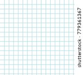 notebook paper background... | Shutterstock .eps vector #779361367