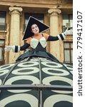 bucharest  romania   may 29 ...   Shutterstock . vector #779417107