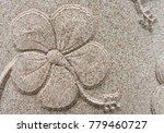 Chinese Rose Pattern On The...