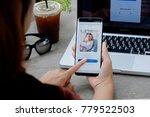 chiang mai thailand   dec 08 ... | Shutterstock . vector #779522503